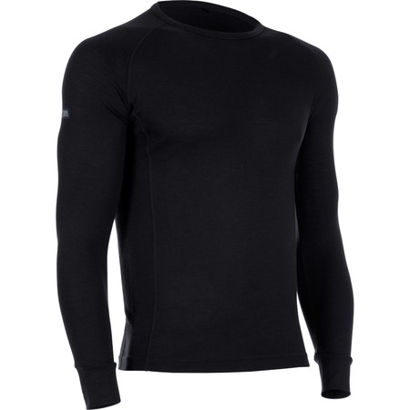 dhb Merino Long Sleeve Base Layer M_200 - Large Grey | Base Layers