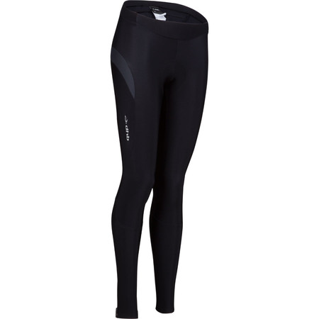 dhb Aeron Women's Roubaix Waist Tight - UK 14 Black | Cycle Tights