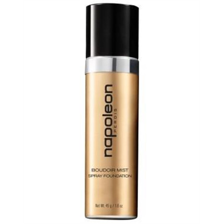 napoleon perdis boudoir mist spray foundation lookB1 74ml