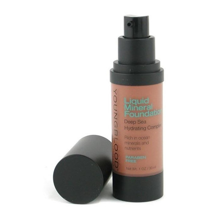 youngblood liquid mineral foundation 30ml - barbados