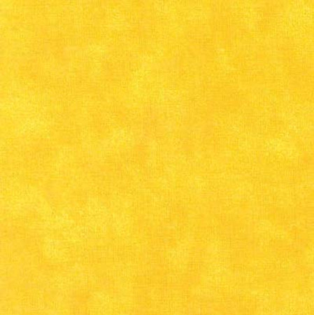 108'' Quilt Backing Tone on Tone Yellow Fabric