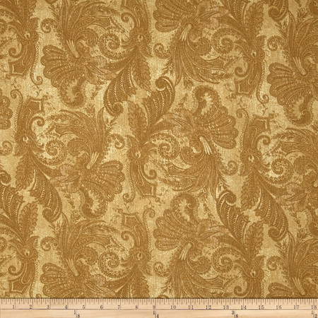 108'' Wide Essentials Quilt Backing Marrakesh Tan Fabric