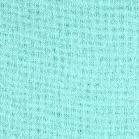 108'' Wide Flannel Aqua Fabric By The Yard