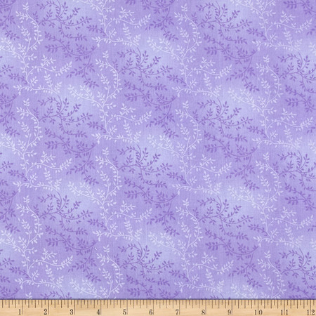 108'' Wide Quilt Back Tonal Vineyard Lavender Fabric