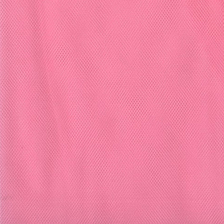 108'' Wide  Nylon Tulle Paris Pink Fabric By The Yard