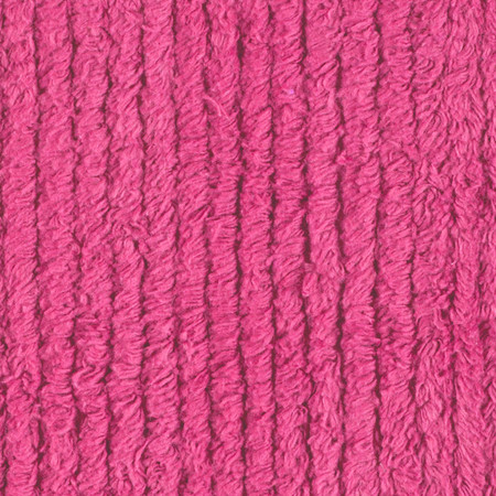 10 Ounce Chenille Hot Pink Fabric By The Yard