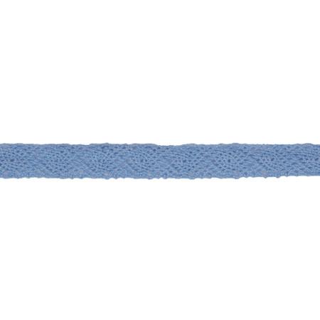 1/2'' Crochet Lace Ribbon Light Blue
