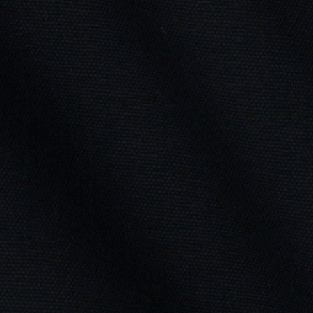 14 oz. Heavyweight Canvas Black Fabric By The Yard
