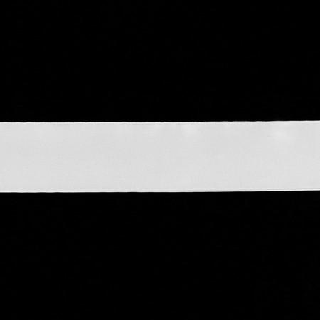 1 1/2'' Double-sided Satin Ribbon Ivory Fabric