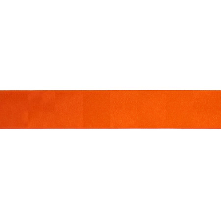 1 1/2'' Grosgrain Solid Ribbon Orange