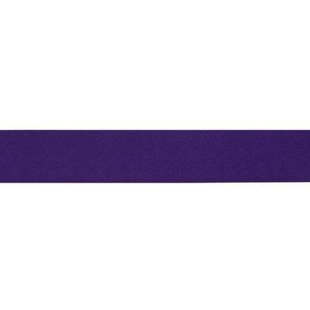 1 1/2'' Grosgrain Solid Ribbon Purple