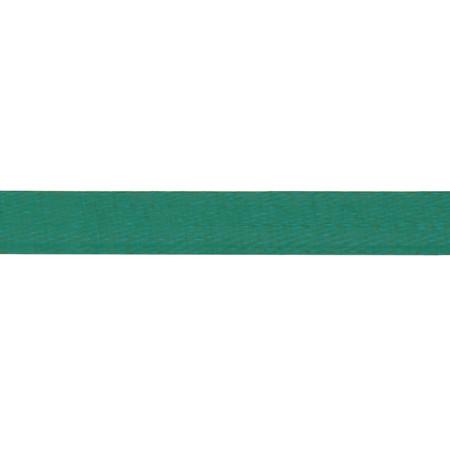 1'' Sheer Organza Ribbon Green