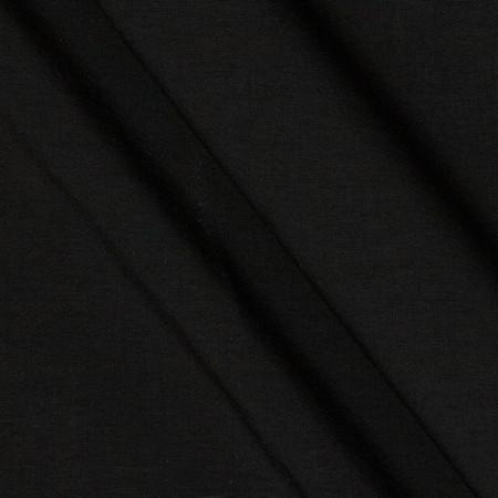 2 Ply Taslan Black Fabric By The Yard