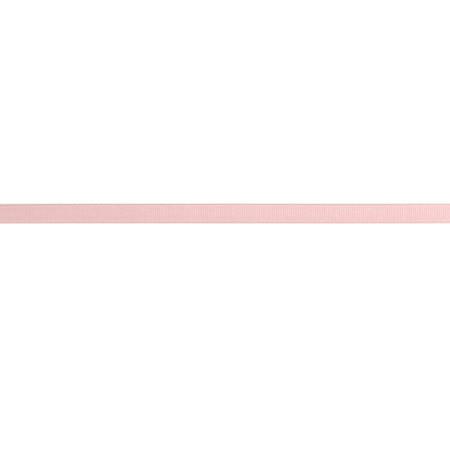 3/8'' Grosgrain Solid Ribbon Pink
