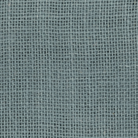 47'' Shalimar Burlap Billow Blue Fabric By The Yard