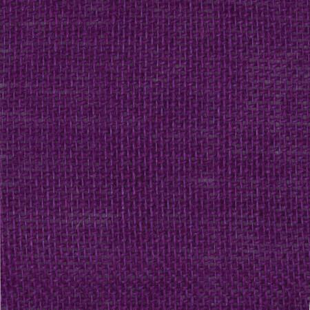 47'' Shalimar Burlap Purple Fabric By The Yard