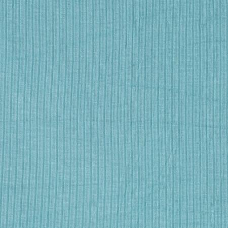 4X2 Rib Knit Aqua Fabric By The Yard