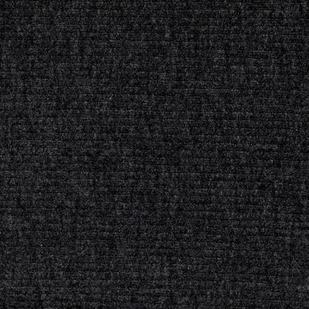 4X2 Rib Knit Dark Charcoal Fabric By The Yard