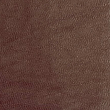 54'' Wide Tulle Brown Fabric By The Yard