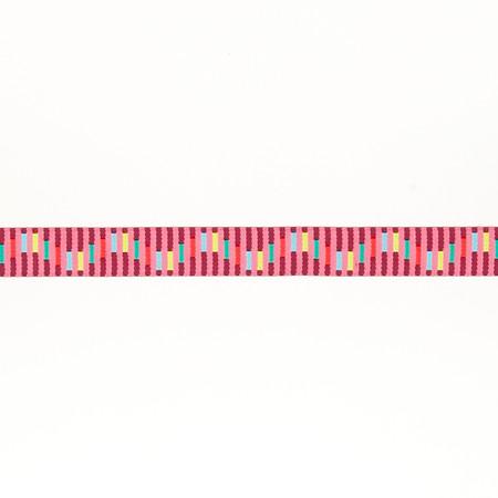 5/8''Anna Maria Horner Pink Cracking Codes