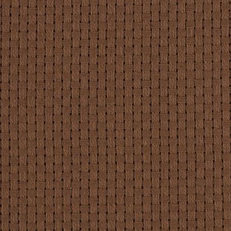 60'' Monk's Cloth Carob Brown Fabric
