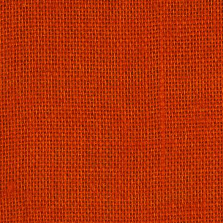 60'' Sultana Burlap Tangerine Fabric By The Yard