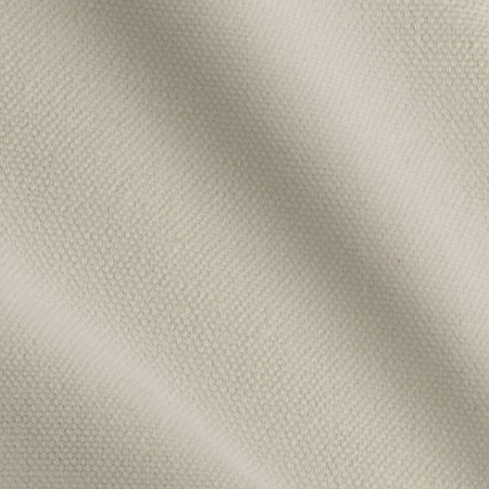 60'' Water Repellent Cotton Duck White Fabric By The Yard