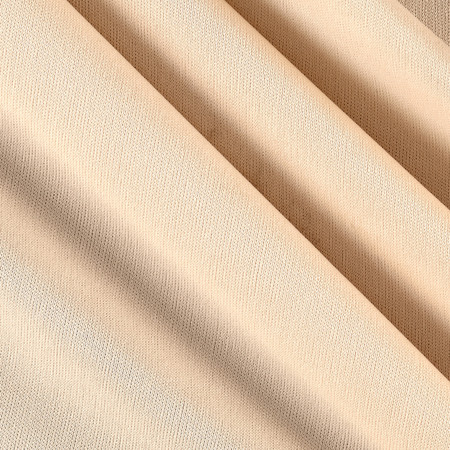 70 Denier Tricot Egg Nog Fabric By The Yard