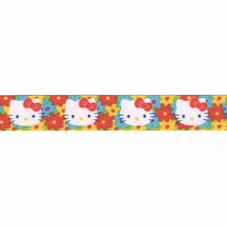 7/8'' Hello Kitty Ribbon Multi