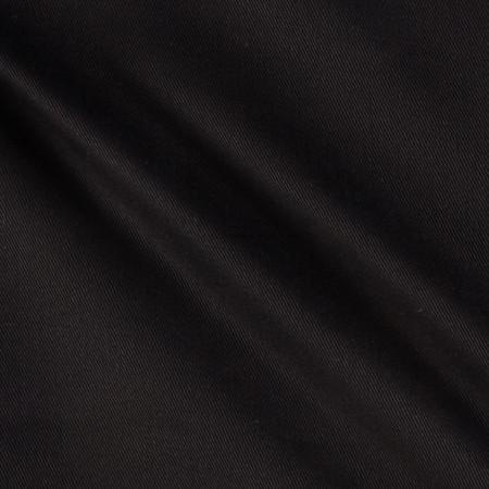 8.5 oz Bull Denim Black Fabric By The Yard