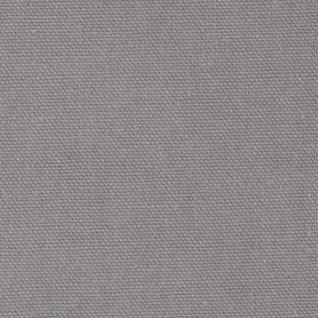 9.3 oz. Canvas Duck Gray Fabric By The Yard