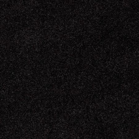 Alpine Upholstery Velvet Black Fabric By The Yard