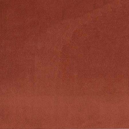Alpine Upholstery Velvet Rust Fabric By The Yard