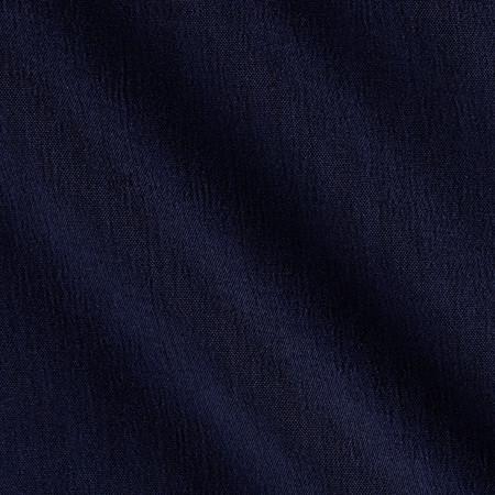 Amanda Polyester Shirting Navy Fabric