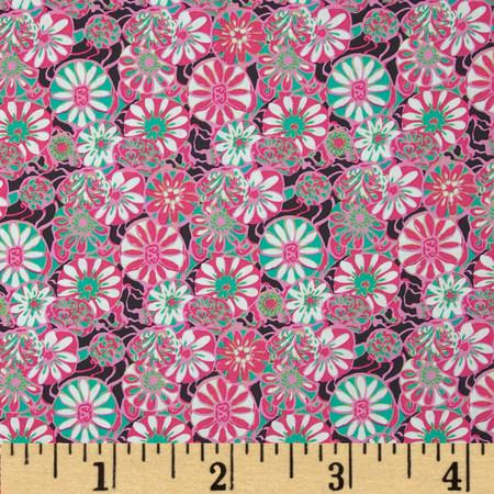 Amy Butler True Colors Daisy Shine Confetti Fabric