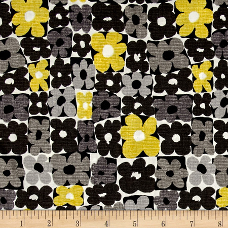Anapola Small Flower Multi Fabric