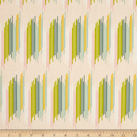 Art Gallery Joie de Vivre Tres Streaked Shine Fabric By The Yard
