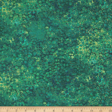 Artisan Spirit Shimmer 108'' Wide Quilt Backing Teal Fabric By The Yard