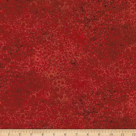 Artisan Spirit Shimmer 108'' Wide Quilt Backing Red Fabric