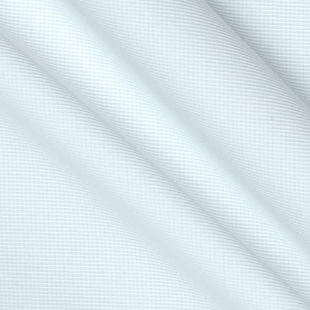 Aruba Micro Jacquard White Fabric By The Yard