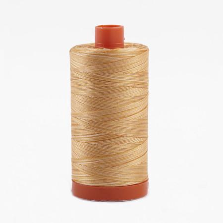 Aurifil Quilting Thread 50wt Crème Brule