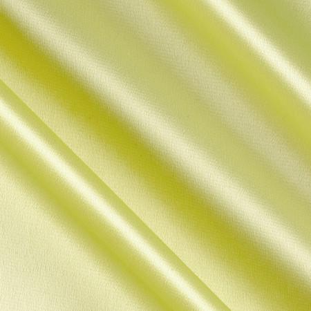 Barcelona Spandex Stretch Satin Maize Fabric