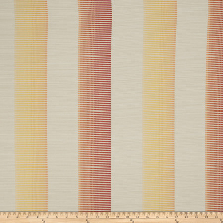 Bella Dura Laurel Sunset Fabric By The Yard