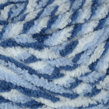 Bernat Baby Blanket  Yarn (47128) Blue Dream