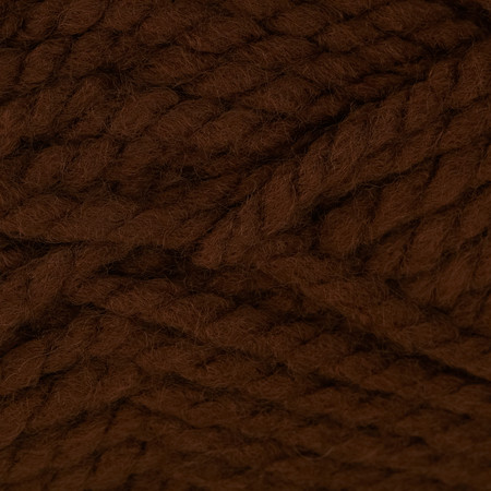 Bernat Wool Up Bulky Yarn 50013 Brown