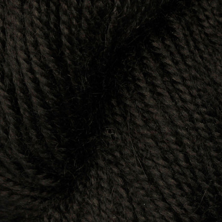 Berroco Ultra Alpaca Light Yarn (4245) Pitch Black