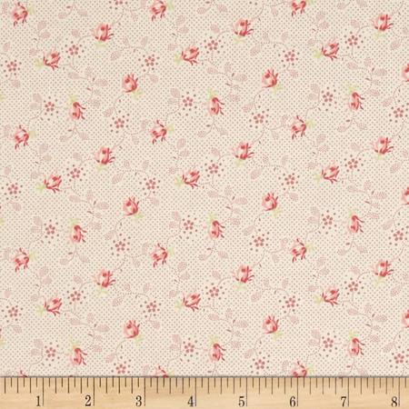 Bon Bon Bebe Mini Bud Pink Fabric