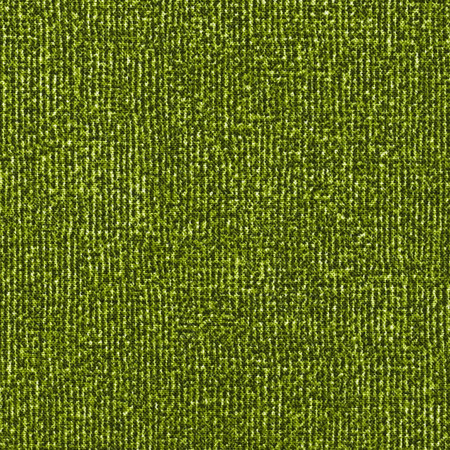 Burlap Texture Brights Green Fabric