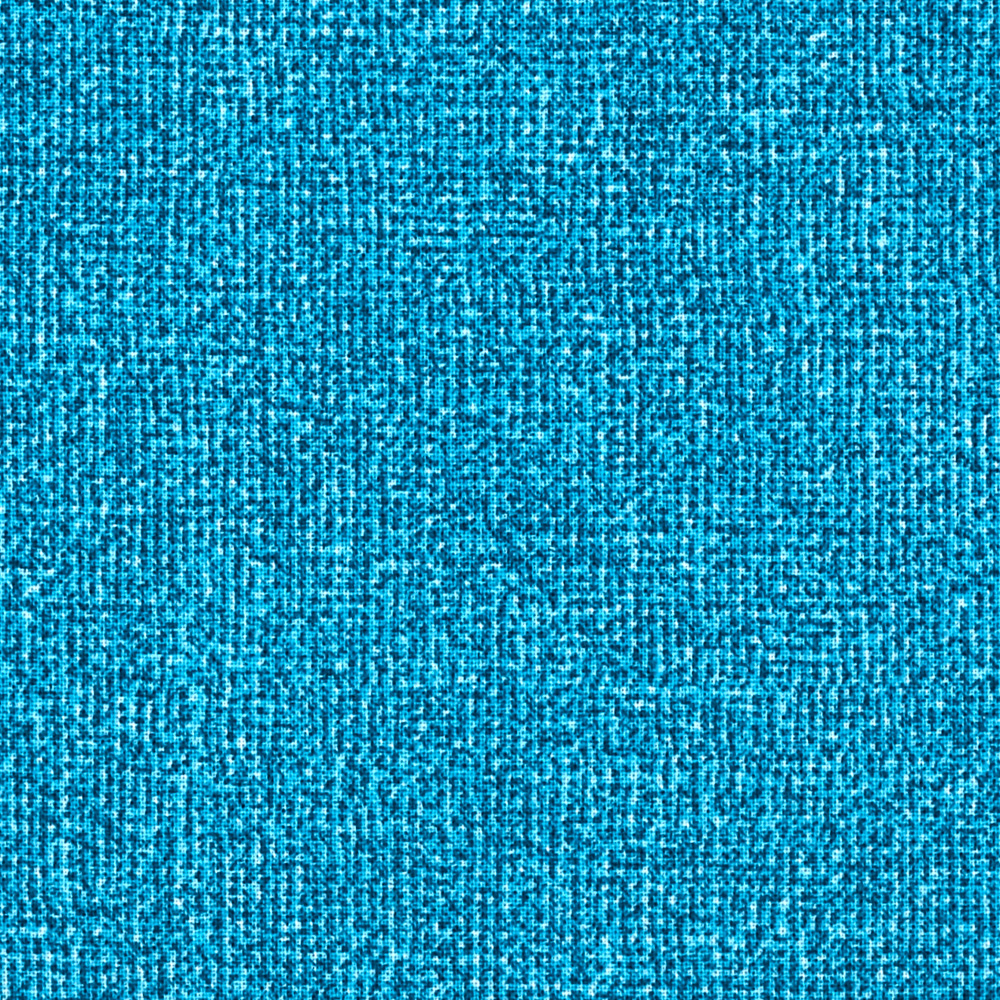 Burlap Texture Brights Light Lagoon Fabric