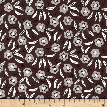 Captivate Tonal Dark Taupe Fabric By The Yard